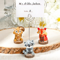 Critter Inspired Place Card Holder